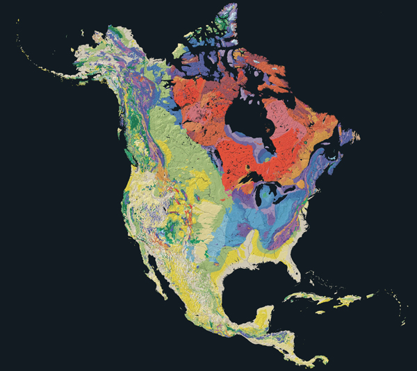 North America sm